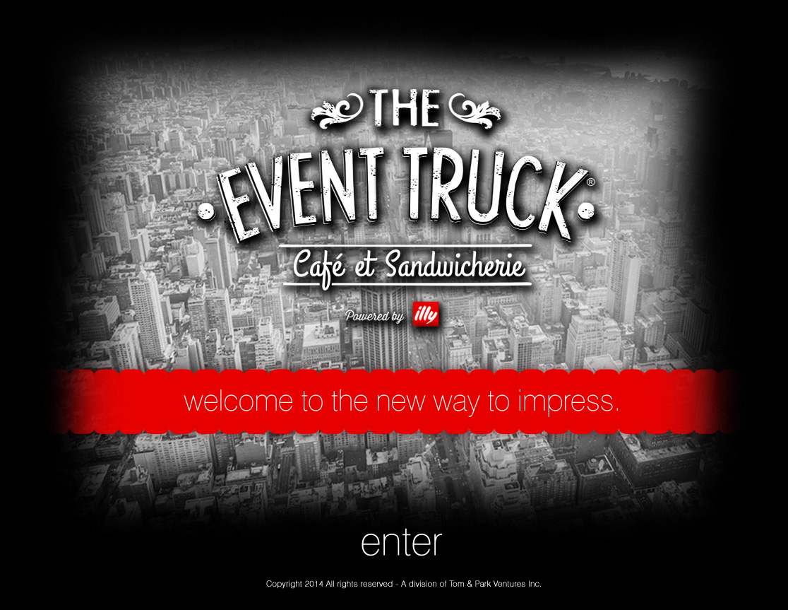 montreal event truck food truck - the event truck